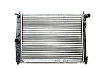 Радиатор Охлаждения Daewoo Lanos 1.5 Ланос 1.6 (Без Кондиционера) ЛУЗАР