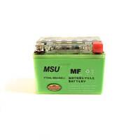 Мото аккумулятор 12V/4A MSU I-GEL