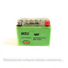 Аккумулятор 12V/4A MSU I-GEL 2019