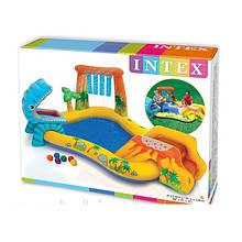 Надувний ігровий комплекс Intex