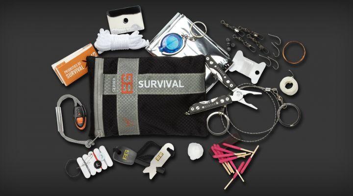 Набор Для Выживания Gerber Survival Ultimate 22-31-000701