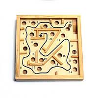 Деревянные головоломки