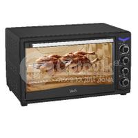 Мини-духовка VINIS VO-6020B (конвекц., пицца,верт)