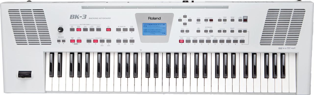 Синтезатор Roland BK-3 WH