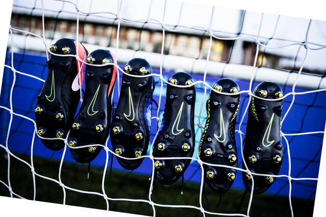"Анонс Nike Football ""Anti-Clog"""