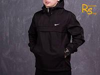 Мужской анорак Nike black