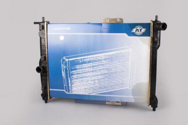Радиатор Охлаждения Daewoo Lanos 1.5 Ланос 1.6 (Без Кондиционера) AT (АТ)