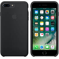 Чехол для iPhone 7 - Original silicone case, black
