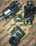 Шайба 24H1724 с квадратом John Deere METALLIC WASHER, SQUARE HOLE прокладка 24Н1724 проставка, фото 2