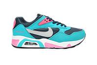 Кроссовки подростковые Nike AirMax Blue