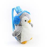 Рюкзак –игрушка «Пингвин B»