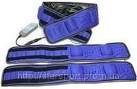 Пояс для похудения Pangao Waist Belt PG-2001 А3 с мини компьютером
