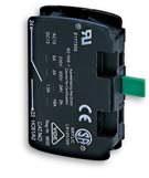 Блок-контакт HC61A2 (1Н.О)