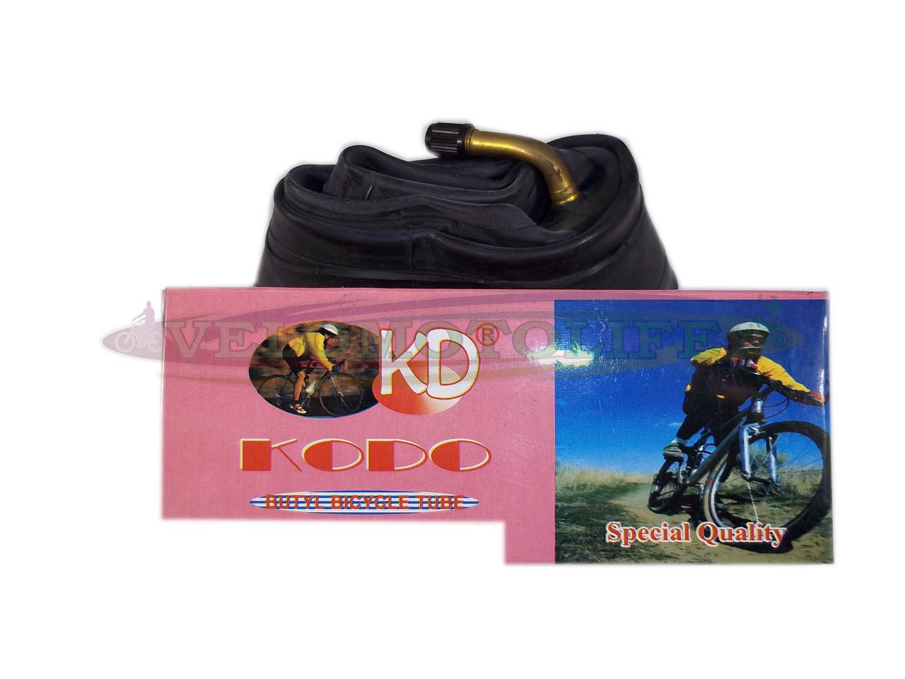 Камера велосипедная 10Х2 (кривой сосок)