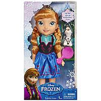 Кукла-малышка Анна c блестящими глазами от Дисней (оригинал) - Toddler Anna, Royal Reflection Eyes