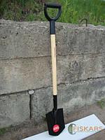 Лопата штыковая с острым лезвием (64s) 131421