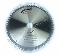Пильный диск по алюминию и пластику АТАКА 216*60Т*30*2,2*1,5