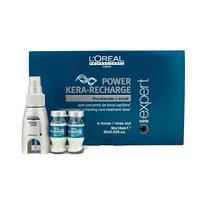 L'Oreal Professionnel Expert Power Kera-Recharge Средство для поврежденных и ломких волос 30*10 мл