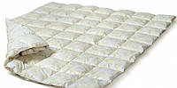 Пуховое одеяло Экопух полуторное 140*205