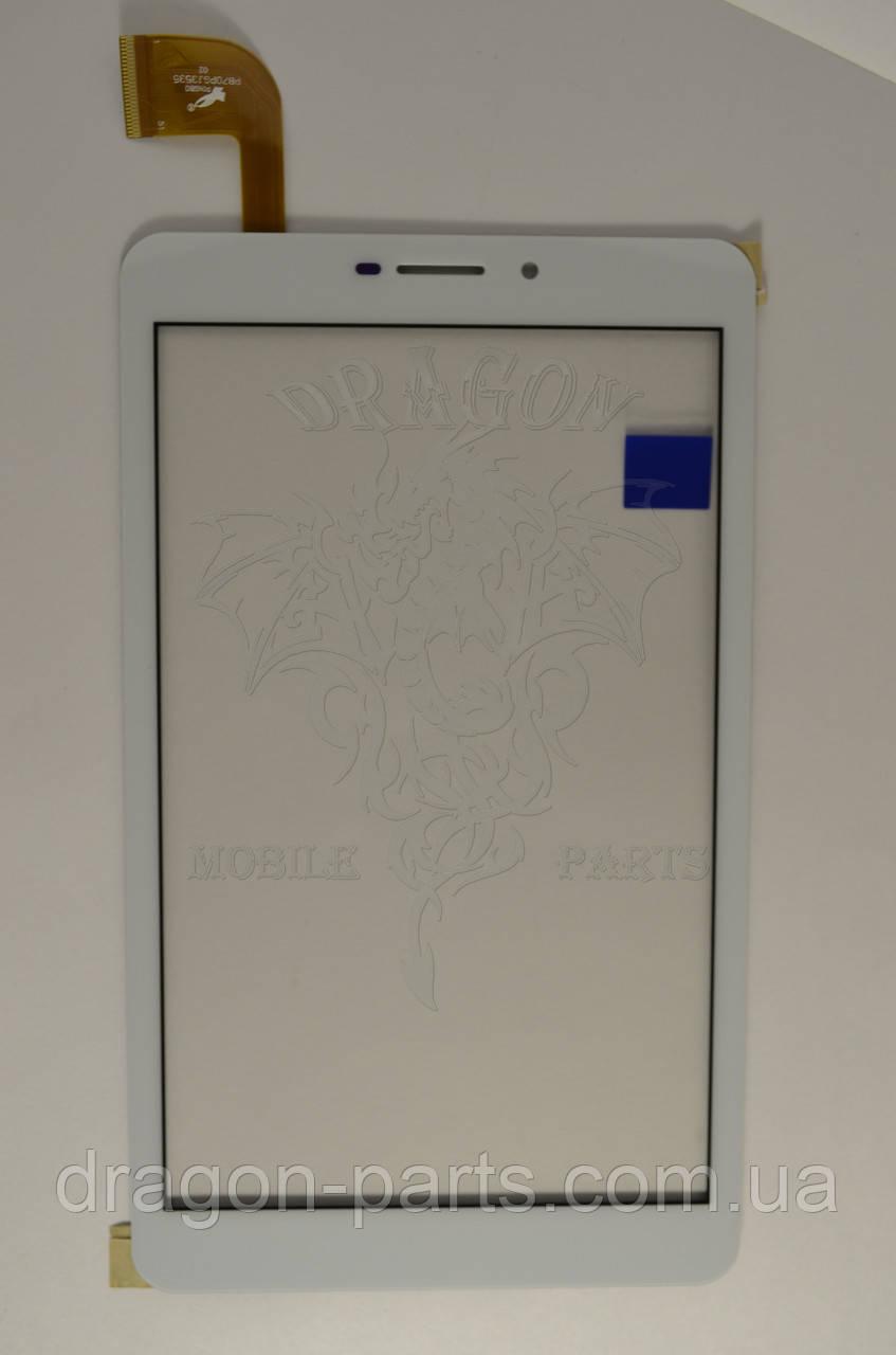 Сенсор (тач) Nomi C070010 Corsa White/Белый , оригинал