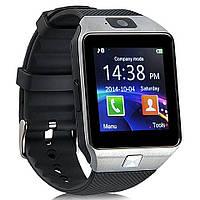 Умные часы DZ09, Smart watch. Стильные смарт часы с SIM и SD картами.