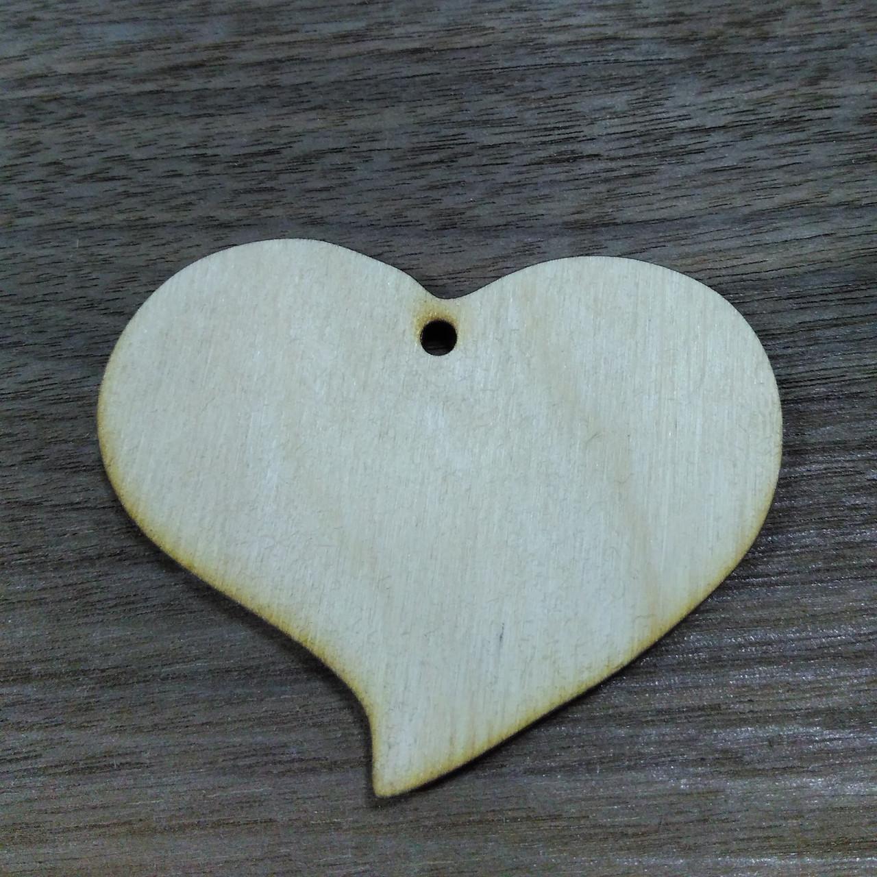 Сердце 6 см