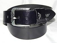 Ремень мужской кожаный Giorgio Armani 45 мм 930519