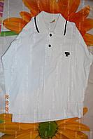 Рубашка-поло,6,7,8,9 лет, фото 1