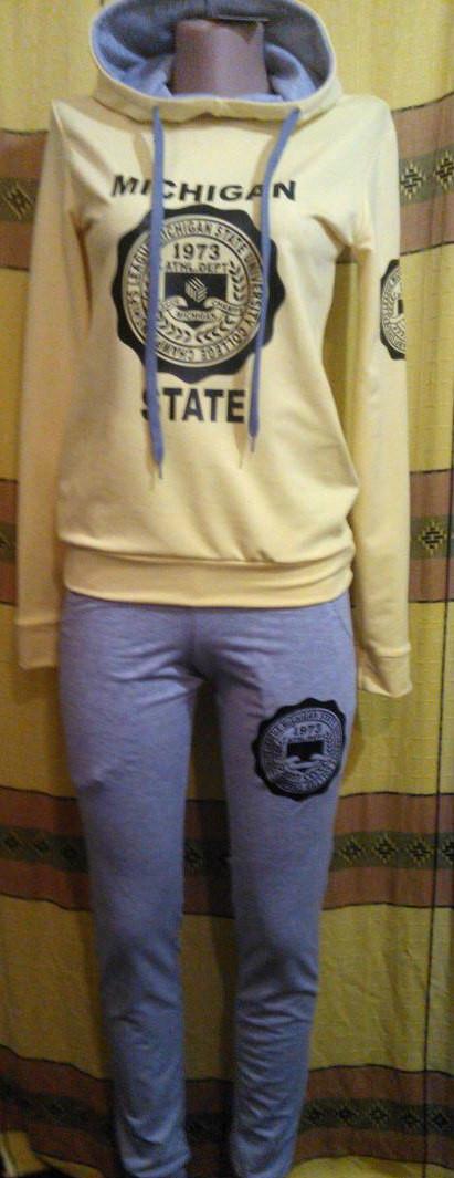 Подростковый спортивный костюм Юстина (двунитка)