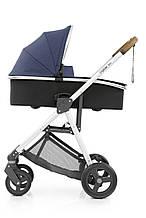 Универсальная коляска 2 в 1 «BabyStyle» Oyster Zero, цвет Oxford Blue (OZEOXBL/MAXCCBL/O2CCCPOB)