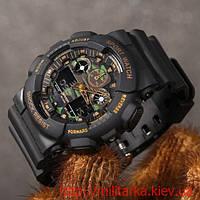 Часы армейские Sanda WR 50 m Camo