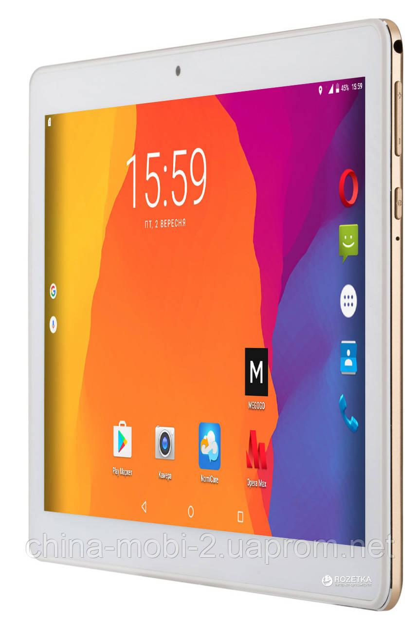 """Планшет Nomi C10105 Stella+ 10"""" 3G 16GB Gold"""