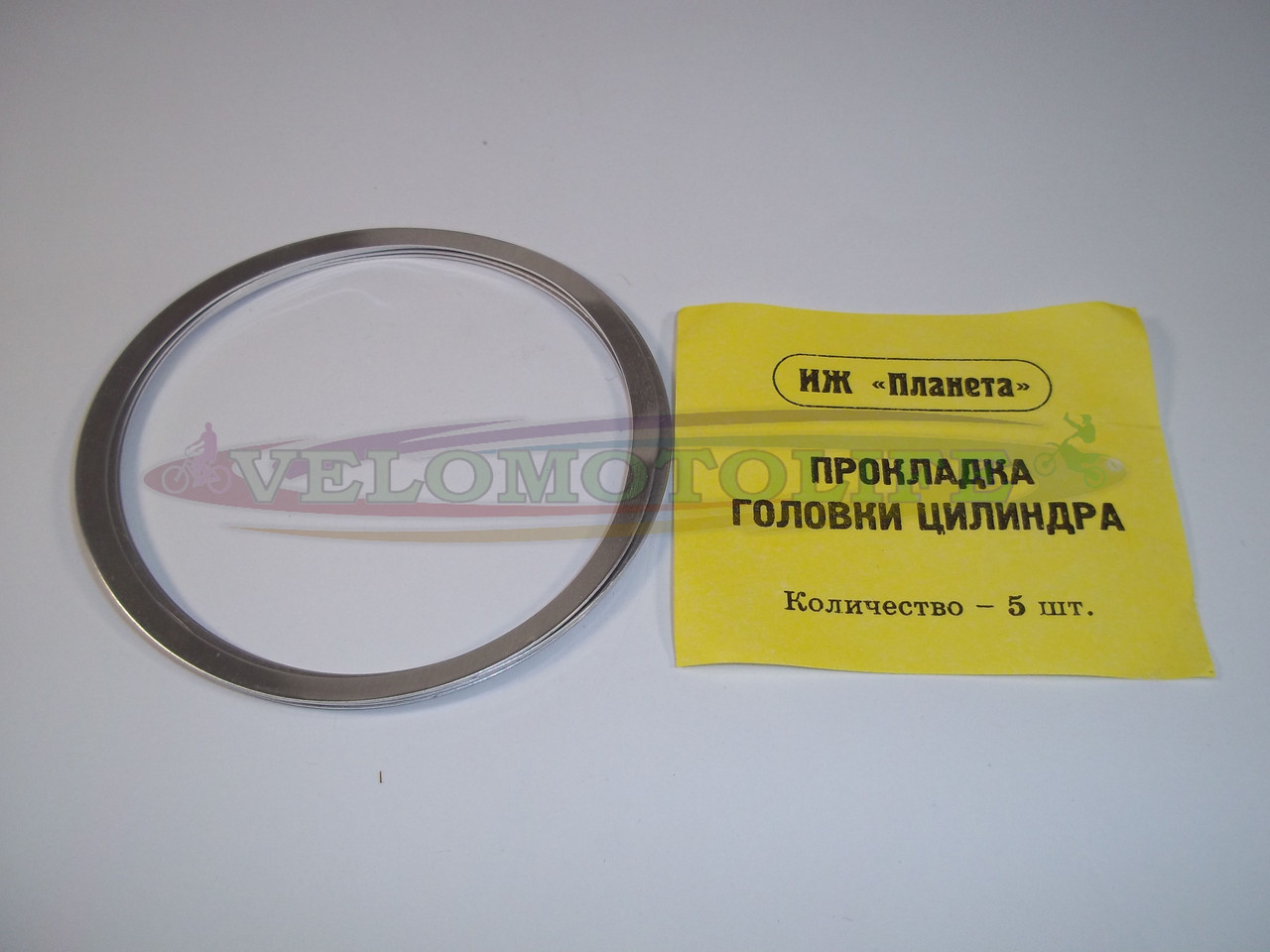 Прокладка головки цилиндра ИЖ-ПЛАНЕТА(алюминий)