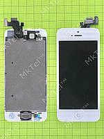 Дисплей iPhone 5 в сборе Копия АА Белый