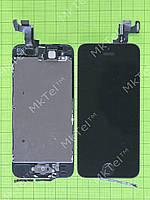 Дисплей iPhone 5S в сборе Копия АА Черный