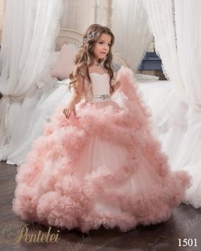 Детское платье Облако. Любые размеры и цвета.