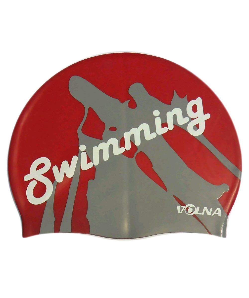 Шапочка для плавания VOLNA SWIM CAP.  продажа 6de9a60afb4be