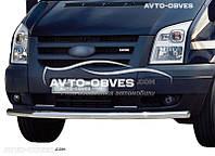 Защитная дуга для переднего бампера Ford Transit (п.к. V001)