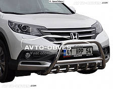 Передняя защита для Honda CR-V 2013-2016