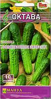 Семена Огурец самоопыляющийся Подмосковные вечера F1, 10 семян Манул Октава