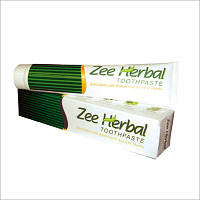 Аюрведическая зубная паста Zee Herbal