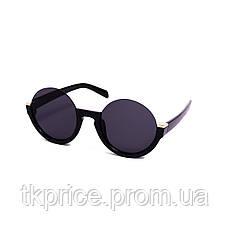 Женские круглые солнцезащитные очки, фото 3