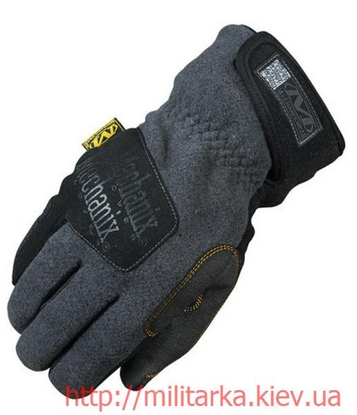 Перчатки зимние MECHANIX Winter Armor grey