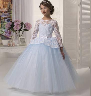 Детское платье - Снежана.