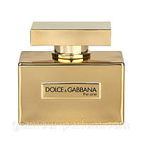 Тестер Dolce&Gabbana The One Gold (Дольче Габбана Зе Ван Голд) 75 мл, ОАЭ