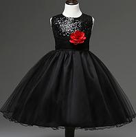 Детское элегантное платье