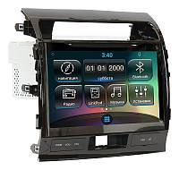 Автомагнитола штатная RoadRover Toyota Land Cruiser 200 2012+ (Android)