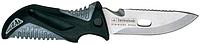 Нож подводный Мини Зак Альфа  Mini Zak Alfa AquaLung Technisub