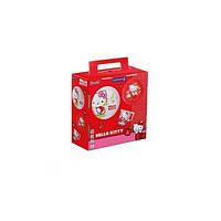 Набор посуды для детей Luminarc Disney Hello Kitty Cherries. Детская посуда Люминарк