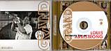 Музичний сд диск LOUIS ARMSTRONG Grand collection (2005) (audio cd), фото 2